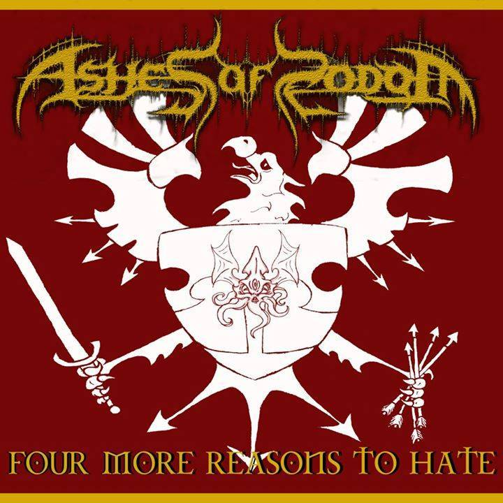 Ashes of Sodom Tour Dates