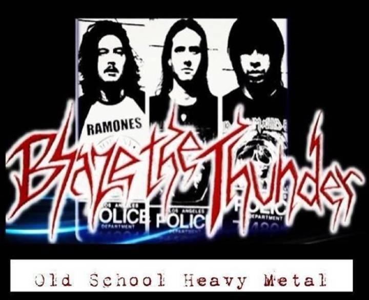 Blaze the Thunder Tour Dates