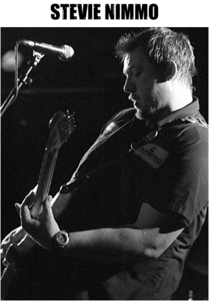 Stevie Nimmo @ The Cluny - Newcastle Upon Tyne, United Kingdom