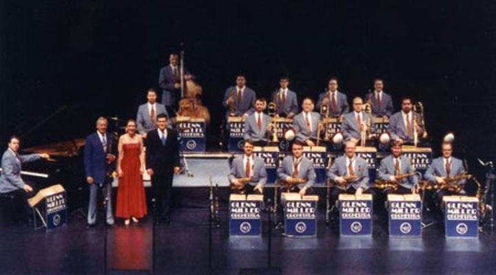 The Glenn Miller Orchestra @ Konzert - Zwickau, Germany