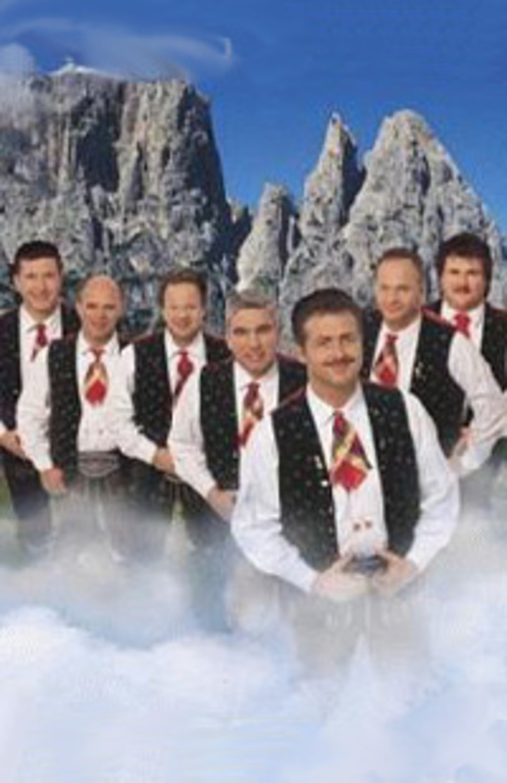 Kastelruther Spatzen @ Oberschwabenhalle - Ravensburg, Germany