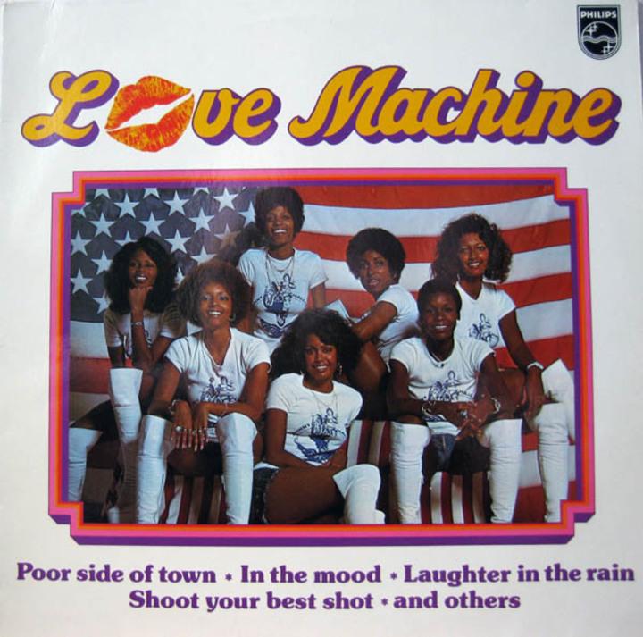 Love Machine Tour Dates