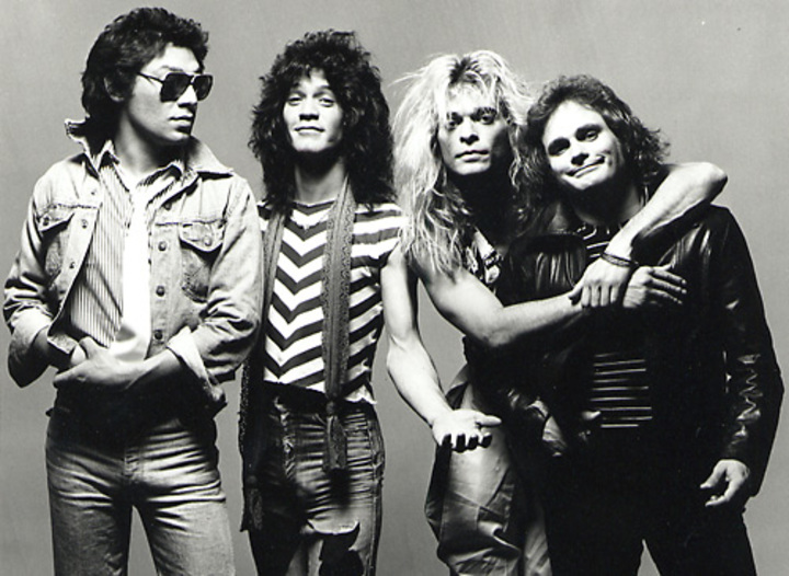 Van Halen @ Rexall Place - Edmonton, Canada