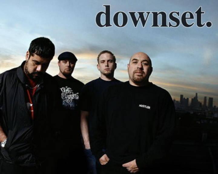 Downset @ Slade Rooms - Wolverhampton, United Kingdom