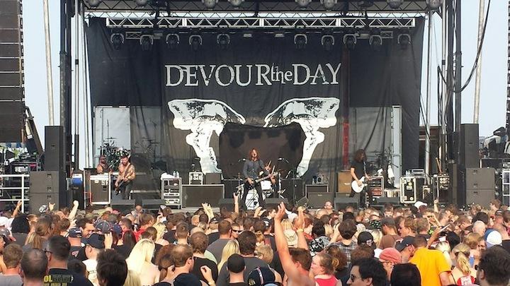 Devour The Day Tour Dates