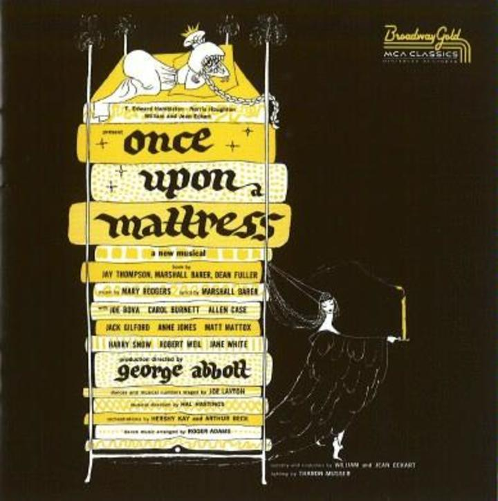 Once Upon a Mattress Tour Dates
