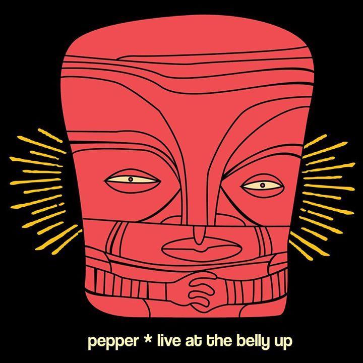 Pepper @ House of Blues Houston - Houston, TX