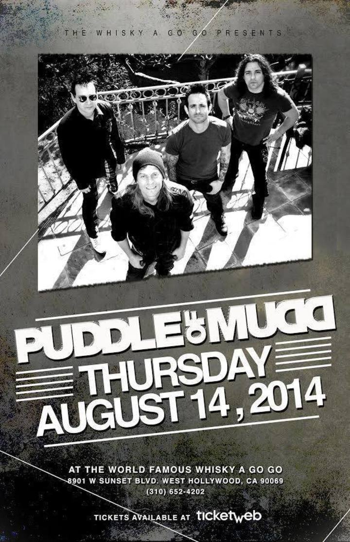Puddle of Mudd @ Back Country Lounge - Harrisonburg, VA