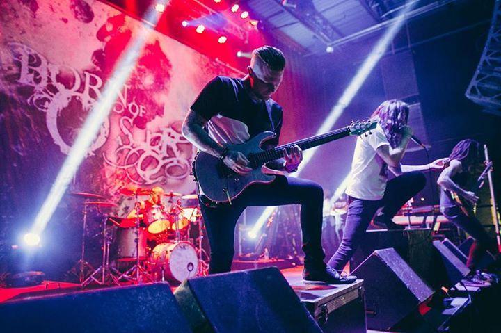 Born of Osiris @ NQ Live - Manchester, United Kingdom