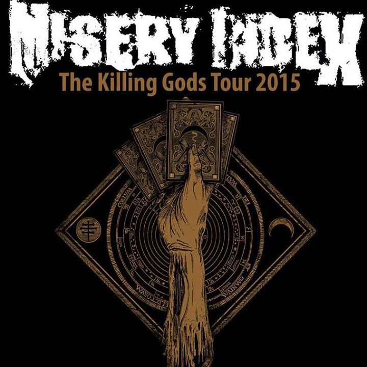 Misery Index @ ROCKS OFF Concert Cruise Series - New York, NY