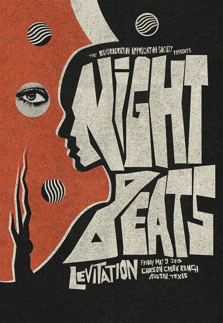 Night Beats @ The Blind Tiger Club - Brighton, United Kingdom