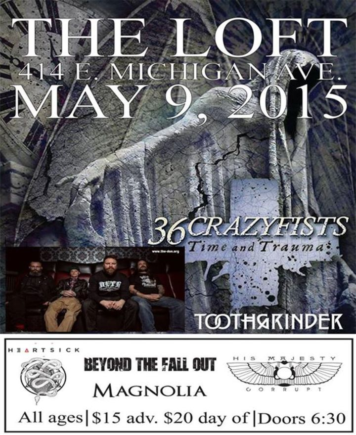Know Lyfe @ The Machine Shop - Flint, MI