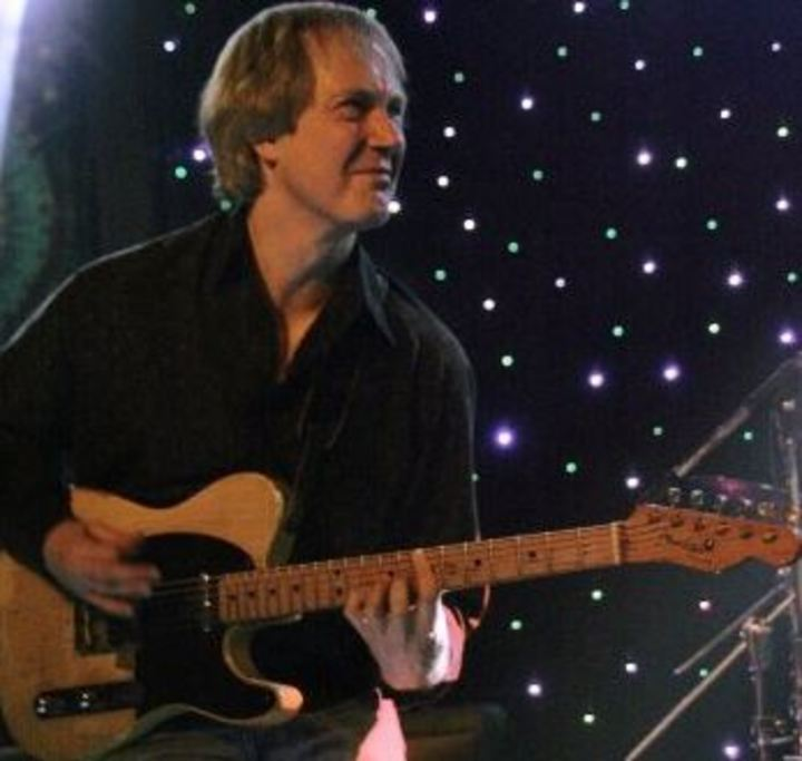 Jim Weider @ LEVON HELM STUDIO - Woodstock, NY