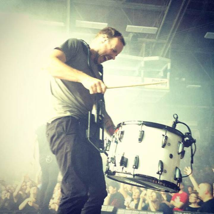 Eddie Fisher (OneRepublic)   Fan Club @ Huxleys - Berlin, Germany