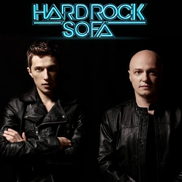 Hard Rock Sofa @ XS THE NIGHTCLUB AT ENCORE - Las Vegas, NV