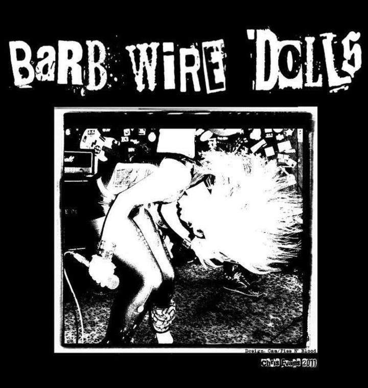 Barb Wire Dolls @ Mighty Sounds Festival - Tabor, Czech Republic