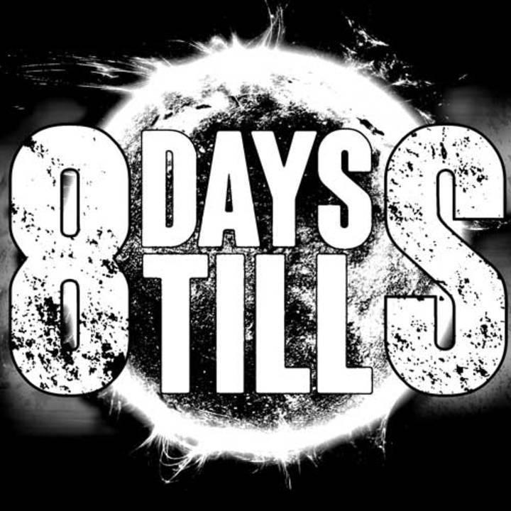 8 Days Till Summer Tour Dates
