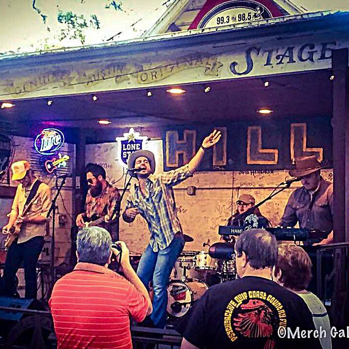 Stewart Mann And The Statesboro Revue @ Sam's Burger Joint - San Antonio, TX