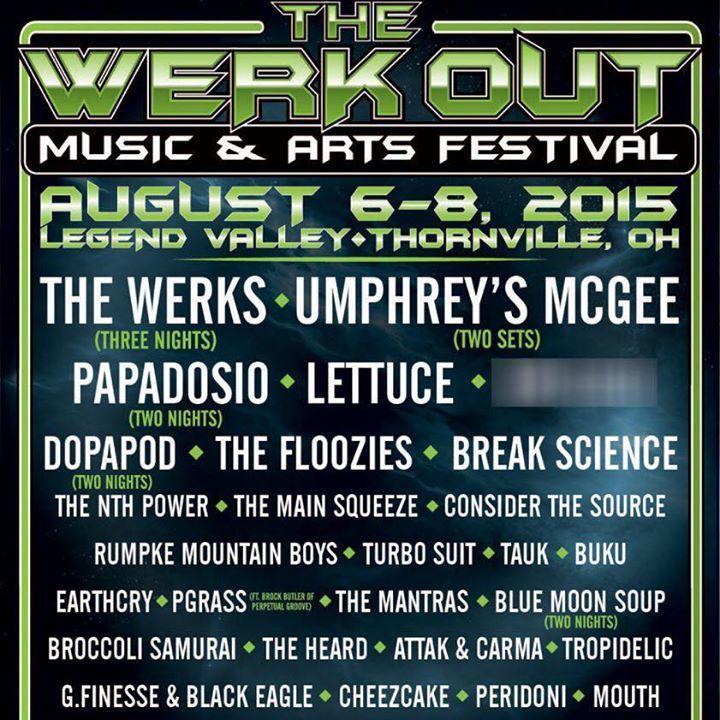 The Werks @ Westcott Theater - Syracuse, NY