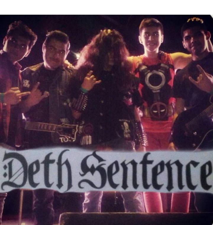 DethSentence Tour Dates