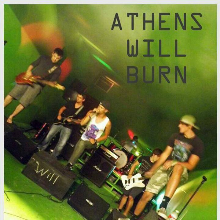 Athens Will Burn Tour Dates