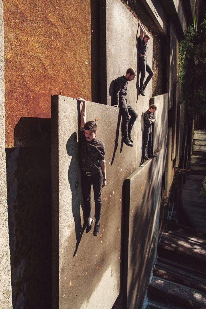 Lost Lander @ Backspace - Portland, OR