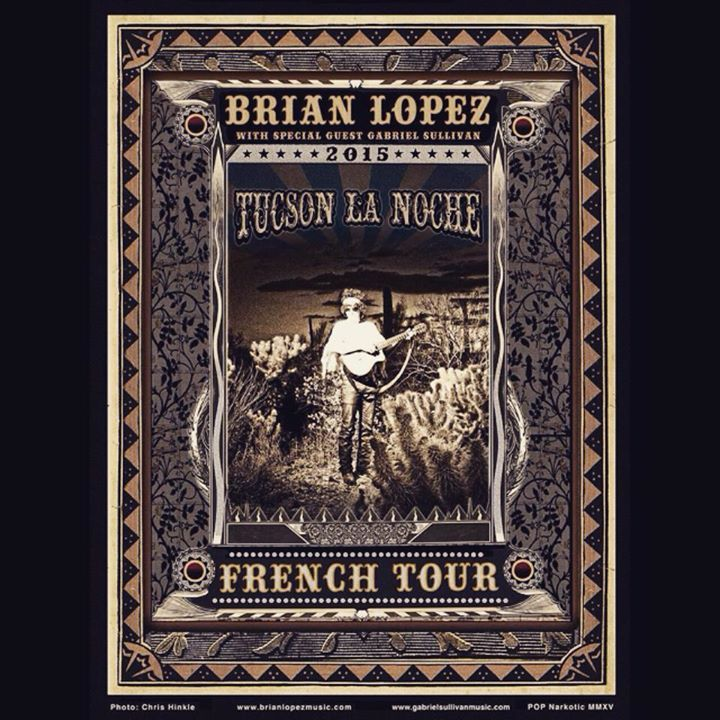 Brian Lopez Music @ The Masonic Lodge at Hollywood Forever - Los Angeles, CA