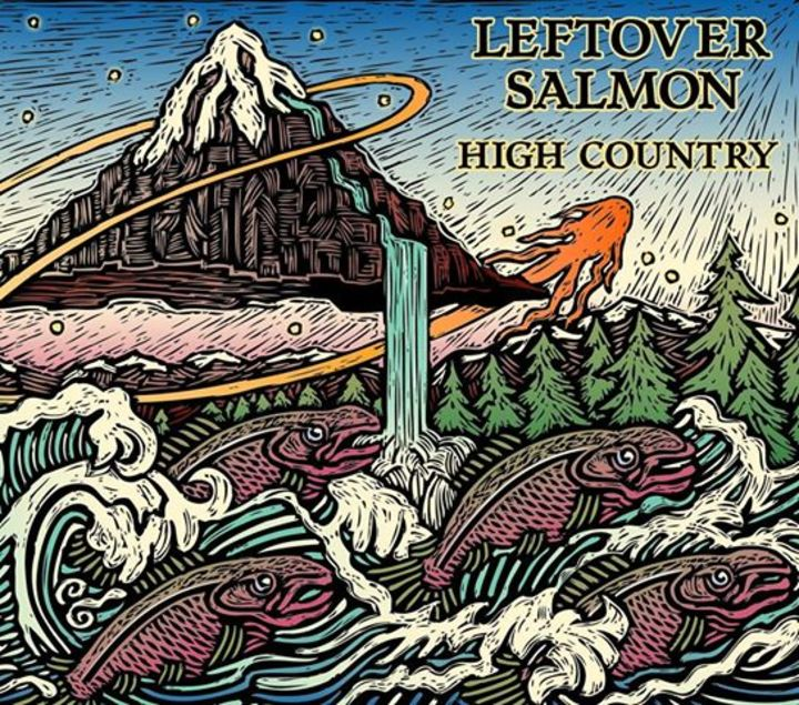 Leftover Salmon @ Neptune Theatre - Seattle, WA