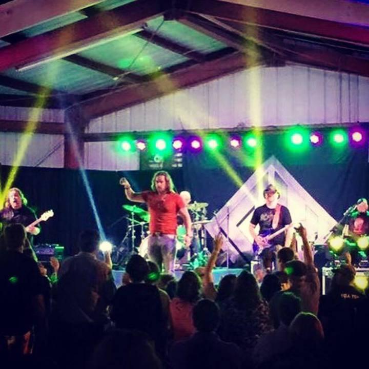 Clark Hill @ Thunder Music Park - Hampton, FL