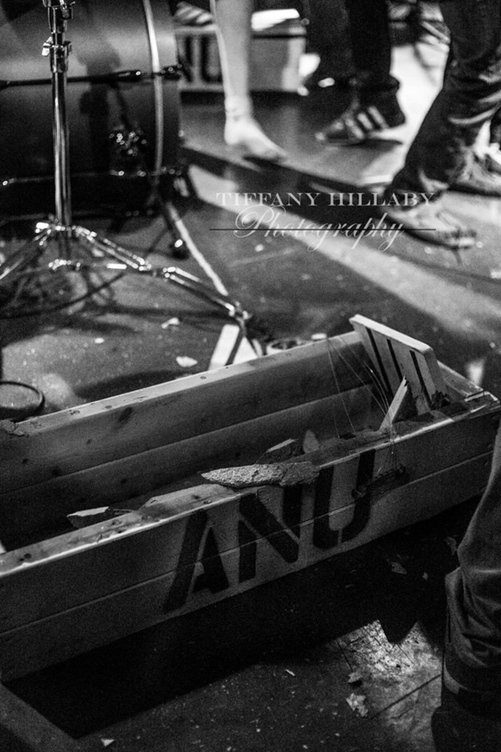 Anu Beginning @ Dominion House - Windsor, Canada