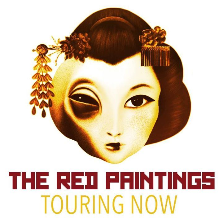 The Red Paintings @ Avrora - St. Petersburg, Russian Federation