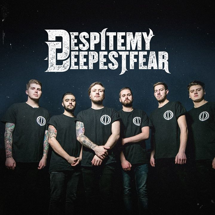 Despite My Deepest Fear @ Satan's Hollow - Manchester, United Kingdom