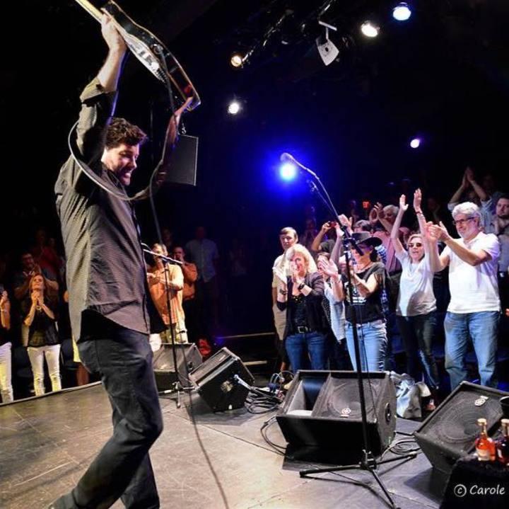 Tab Benoit @ Callahans Music Hall - Auburn Hills, MI
