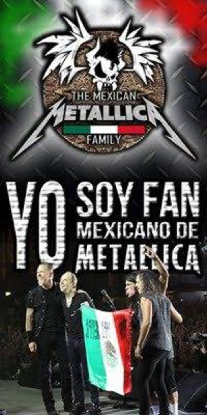 Metallica Mexico Tour Dates