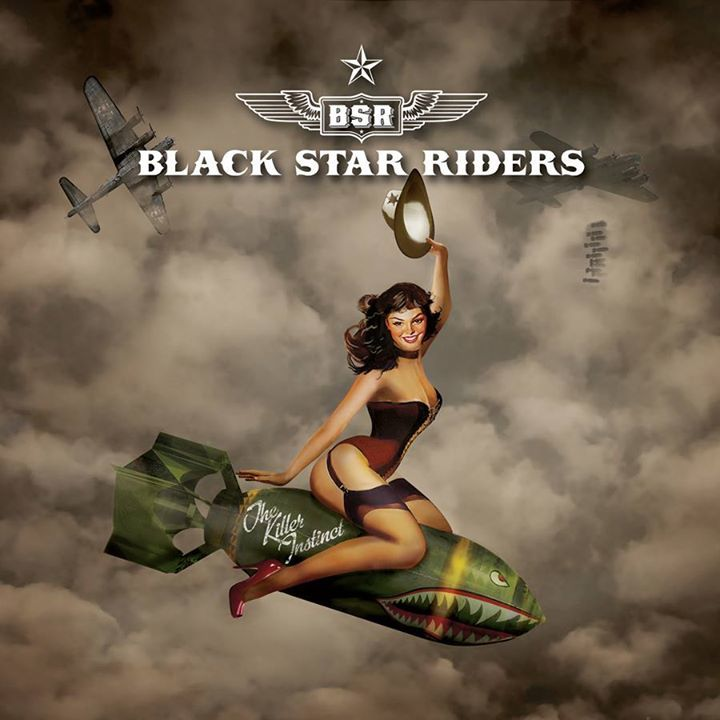 Black Star Riders @ Le Trabendo - Paris, France