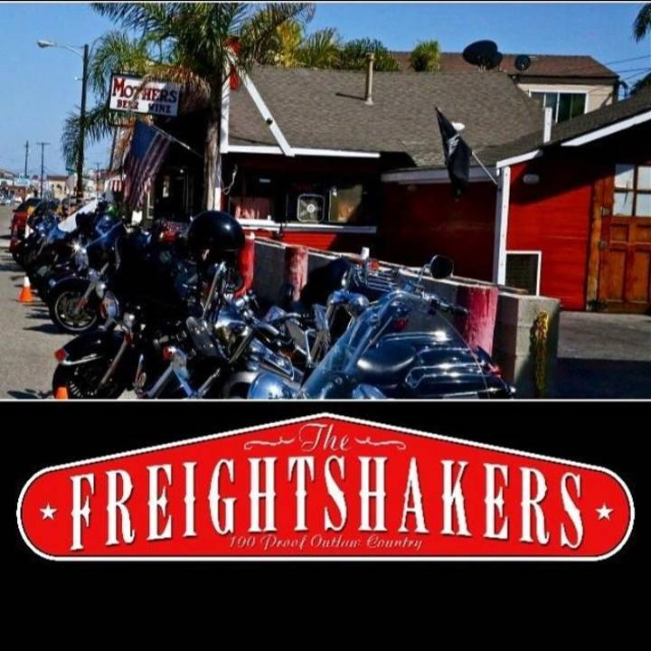 The Freight Shakers Tour Dates