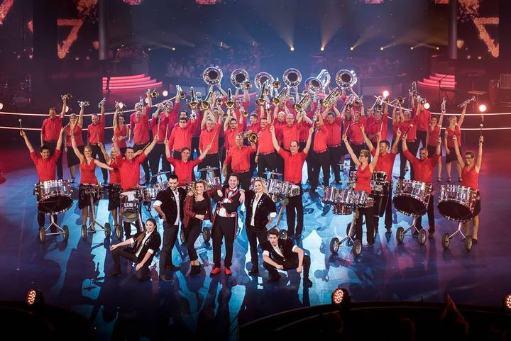 Swiss Powerbrass Tour Dates