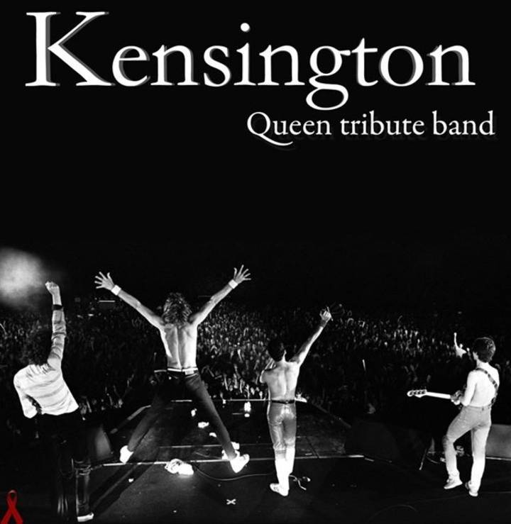 Kensington Queen Tribute Band Tour Dates