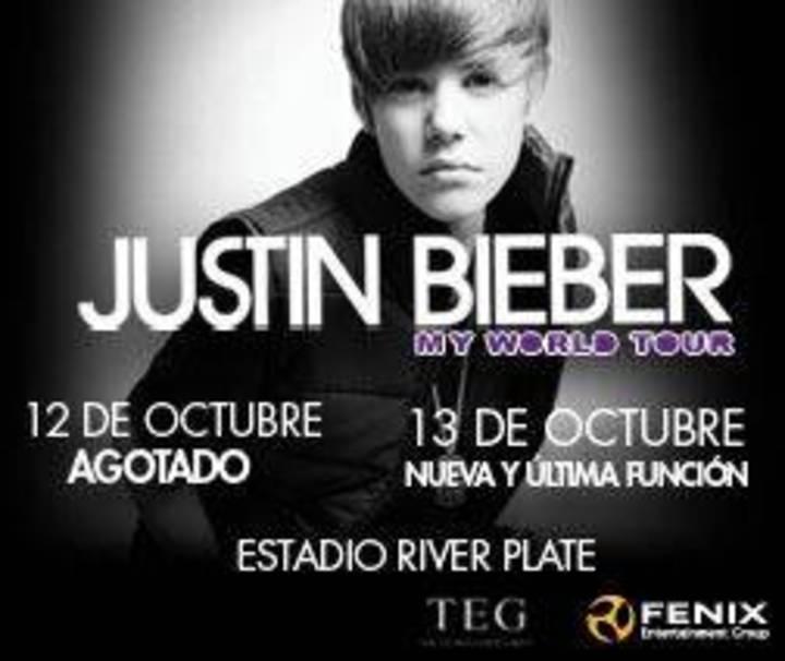 Justin Bieber En Argentina Tour Dates
