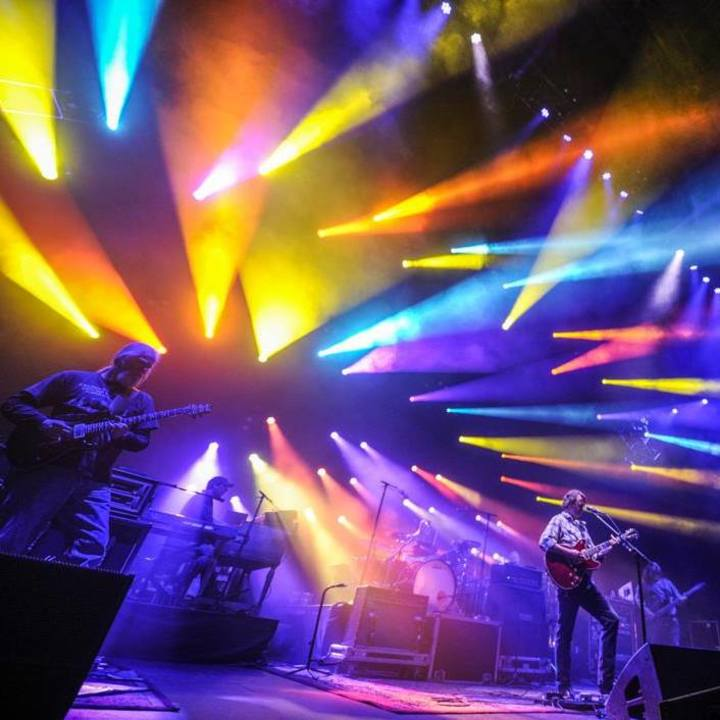 Widespread Panic @ Moore Theater - Seattle, WA