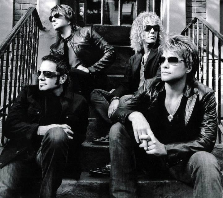 Bon Jovi @ Save Mart Center - Fresno, CA