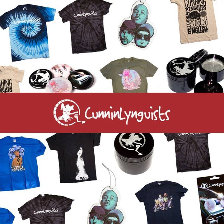 CunninLynguists @ Mesa Theater and Club - Grand Junction, CO