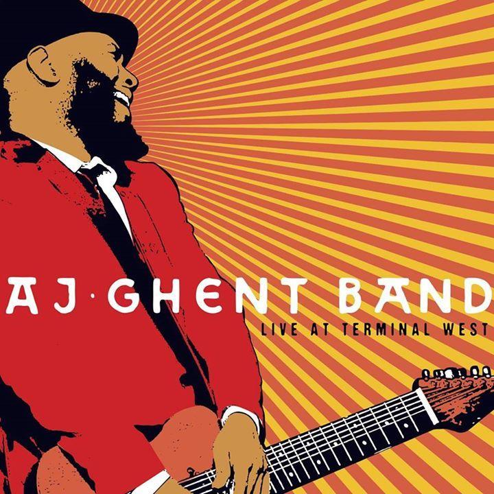 AJ Ghent Band @ Resch Center - Green Bay, WI