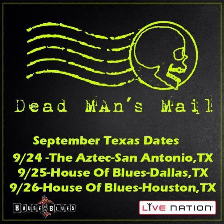 Dead Man's Mail @ The Belmont - Austin, TX