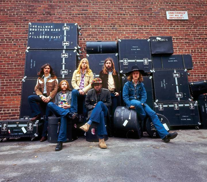 The Allman Brothers Band Tour Dates