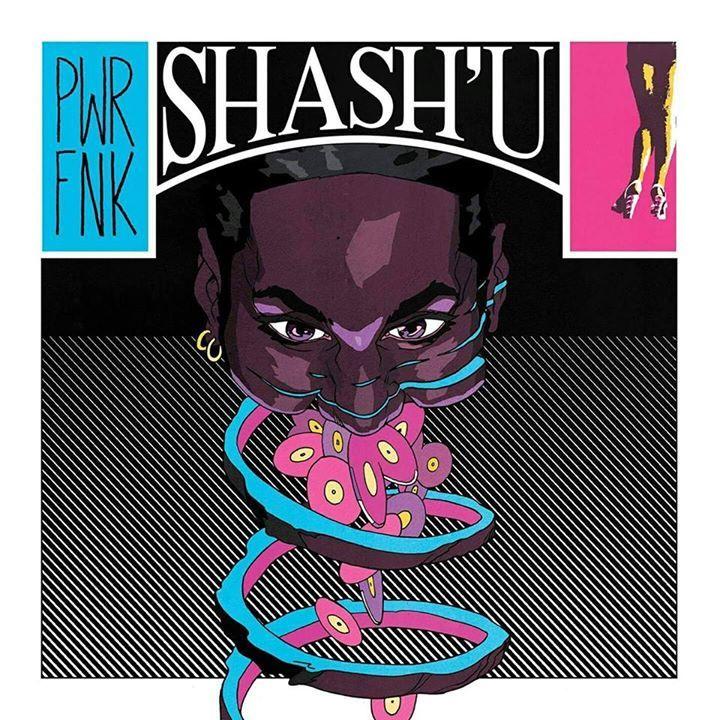 Shash'U @ SAT - Montreal, Canada