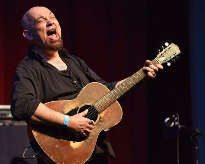 Hamell on Trial @ St. Claire Theater - Syracuse, NY