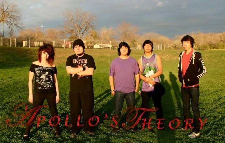 Apollo's Theory Tour Dates