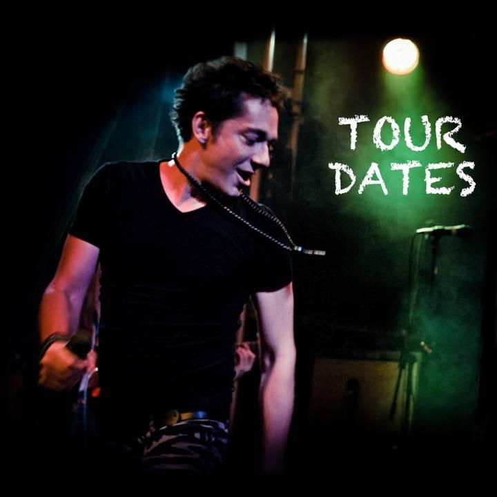 David Bacci Tour Dates
