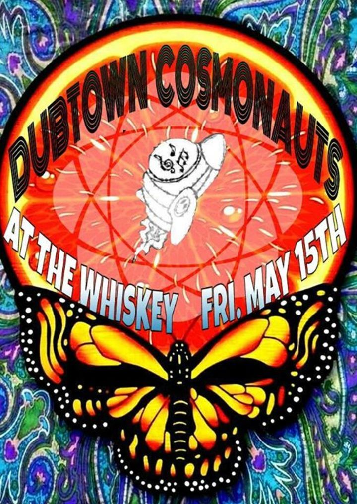 Dubtown Cosmonauts @ Deep South The Bar - Raleigh, NC